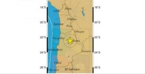 Guarda la versione ingrandita di Terremoto Cile 5.3: nei giorni scorsi allerta tsunami