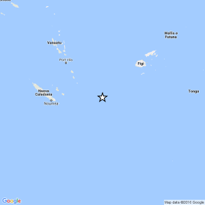 Terremoto di magnitudo 6,9 tra Nuova Caledonia e Vanuatu