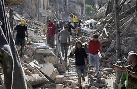Guarda la versione ingrandita di Il terremoto in Centro Italia
