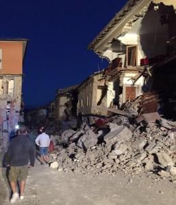 Amatrice: Maria Sofia, 1 mese, la più piccola scampata al sisma