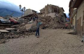 Terremoto: Accumoli suolo giù di 20 cm. Morti salgono a 281