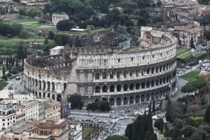 Terremoto Roma, la mappa delle zone più a rischio: centro, Tiburtina...