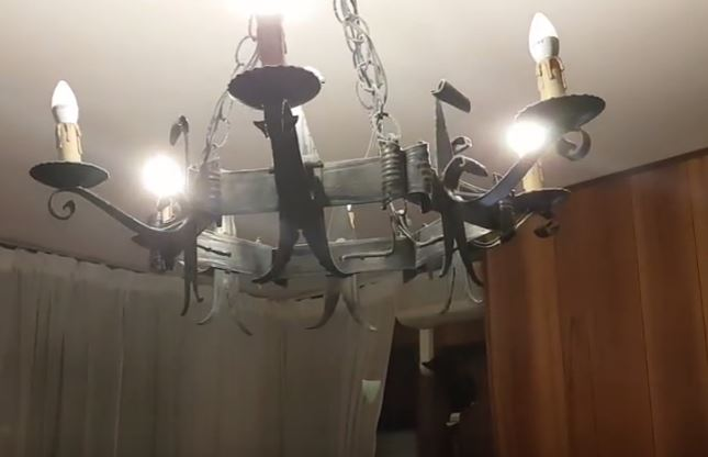 YOUTUBE Terremoto centro Italia: a Roma tremano lampadari
