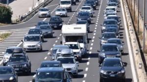 Traffico rientro: decine di km di coda da Monte Bianco a Messina