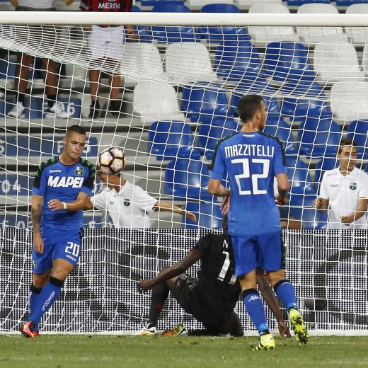YOUTUBE Trofeo Tim VIDEO tutti gol e highlights Milan, Sassuolo, Celta Vigo8