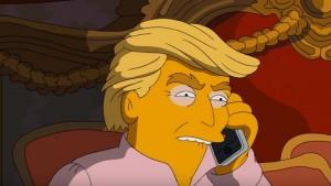 Simpson si schierano con Hillary Clinton
