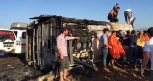Turchia: 5 poliziotti uccisi da bomba a Bingol