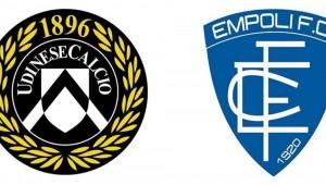 Udinese-Empoli, streaming - diretta tv: dove vedere Serie A