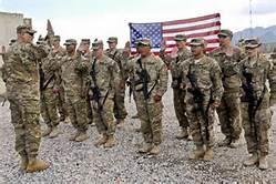 Soldati Usa in Afghanistan