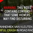 YOUTUBE Rio 2016: Anne Van Vleuten cade e batte la testa3