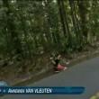 YOUTUBE Rio 2016: Anne Van Vleuten cade e batte la testa2