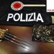 """Ventimiglia, sequestrati ai No Borders armi e """"artigli di Wolverine"""" FOTO 4"""