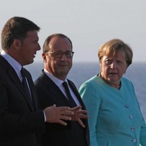 """Ventotene, Renzi: """"L'Unione europea non è finita con Brexit"""""""