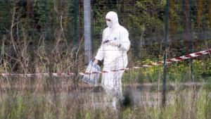 Guarda la versione ingrandita di Verona, cadavere seminudo di donna trovato in un campo