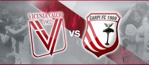 Vicenza-Carpi, streaming - diretta tv: dove vedere Serie B