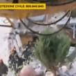 Scossa di terremoto in diretta, vigili del fuoco fuggono da edificio VIDEO