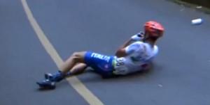 Vincenzo Nibali operato a Brescia dopo caduta Rio 2016