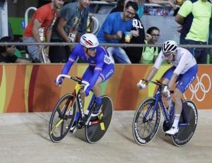 Rio 2016, ciclismo, Elia Viviani secondo dopo tre prove nell'Omnium2
