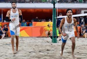 Guarda la versione ingrandita di Rio 2016, Beach Volley: Italia in finale contro il Brasile