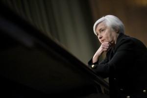 Guarda la versione ingrandita di Yanet Yellen oggi decide: la Federal Reserve alzerà i tassi?