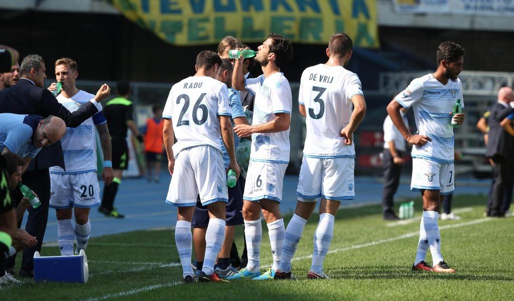 Soccer: Serie A; Chievo-Lazio