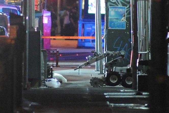 New york, esplode bomba in cassonetto: 29 feriti. Trovato altro ordigno rudimentale 041