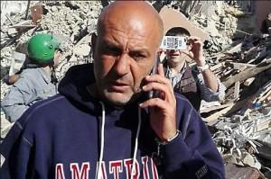 "Terremoto Amatrice, Sergio Pirozzi: """
