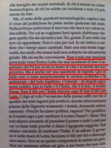 "Renzi scriveva: ""Mai farei segretario PD"""