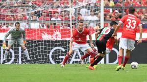 Perugia-Ternana sospesa per morte spettatore. Il derby finisce 1-1