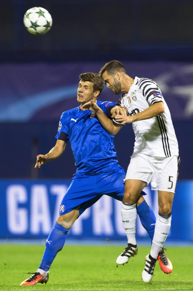 Dinamo Zagreb vs Juventus FC