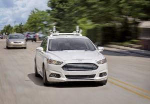 Ford Fusion a guida autonoma: forse in vendita dal 2021