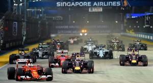 F1 Gp Singapore 2016 streaming e in tv, dove vedere diretta