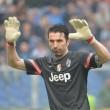 Juventus, Buffon si allena regolarmente: ginocchio è ok