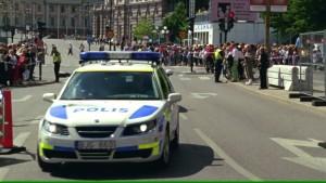 Svezia, uomo accoltellato alla gola nel centro di Stoccolma