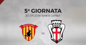 Benevento-Pro Vercelli streaming-diretta tv, dove vedere Serie B