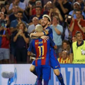 VIDEO GOL HIGHLIGHTS - Barcellona-Celtic 7-0 e Bayern-Rostov 5-0