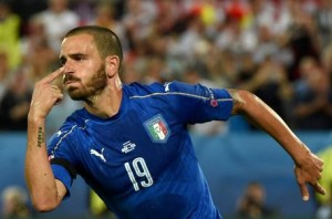 Israele-Italia, Leonardo Bonucci domani si aggrega alla squadra