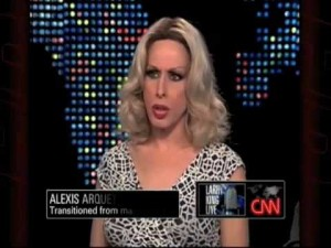 Guarda la versione ingrandita di Alexis Arquette, è morta l'attrice transgender. Recitò in Pulp Fiction