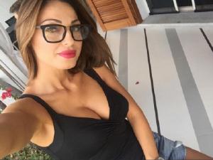 """Anna Tatangelo: """"Sarò protagonista con Massimo Boldi nel film di Natale"""""""