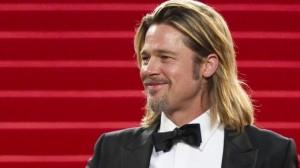 Guarda la versione ingrandita di Brad Pitt (foto Ansa)