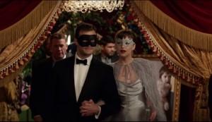 """YOUTUBE """"Cinquanta sfumature di nero"""",  trailer del sequel con Christian e Anastasia"""