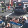 Civitanova, schianto in autostrada muore coppia coniugi. Grave figlia di 6 mesi6