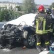 Civitanova, schianto in autostrada muore coppia coniugi. Grave figlia di 6 mesi5