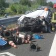 Civitanova, schianto in autostrada muore coppia coniugi. Grave figlia di 6 mesi3