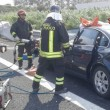 Civitanova, schianto in autostrada muore coppia coniugi. Grave figlia di 6 mesi2