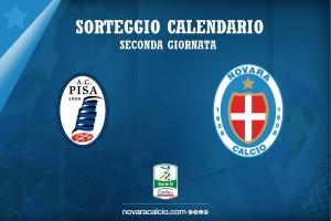 Pisa-Novara streaming-diretta tv, dove vedere Serie B