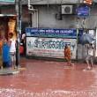 Dacca, festa del sacrificio e monsoni5