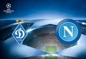 Dinamo Kiev-Napoli streaming e diretta tv, dove vederla