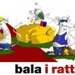 Frontalieri italiani mangiano formaggio mentre svizzeri dormono