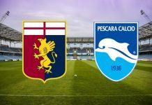 Genoa-Pescara streaming - diretta tv, dove vedere Serie A